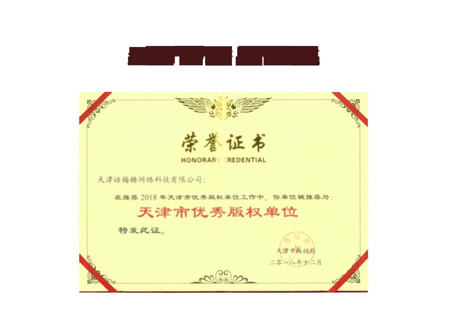 网站展示优秀版权单位证书.png
