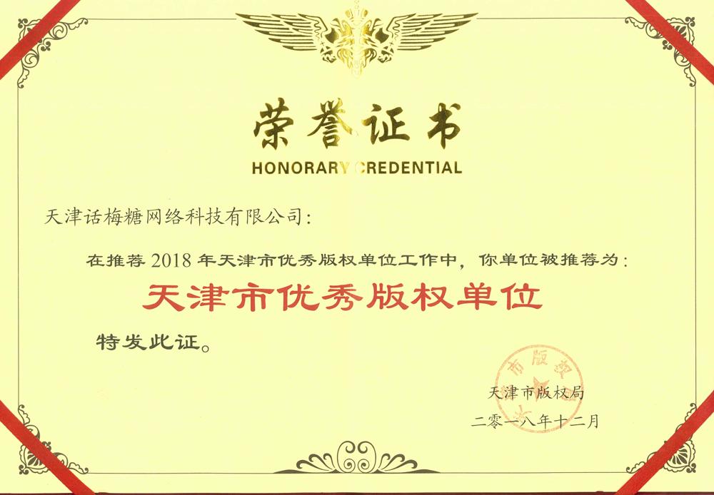 天津市优秀版权单位证书-1000x600px.png